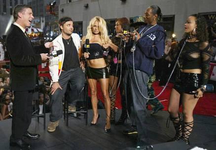 Snoop 2003 MTV