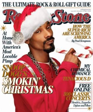 Snoop 2006 Rolling Stones